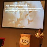 Eileen Kennedy presents the Nirvana box