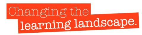 Changing the Learning Landscape logo