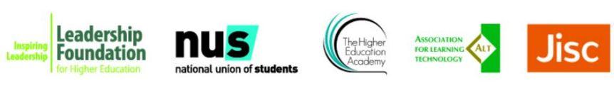 logos for the digital capabilities agenda stakeholders