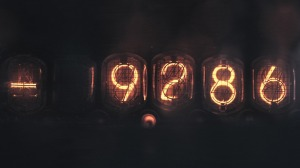 digital number display