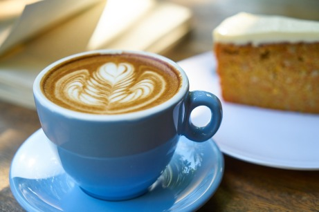 coffee and cake image from pixabay