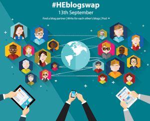 #HEblogswap 13 september 2017