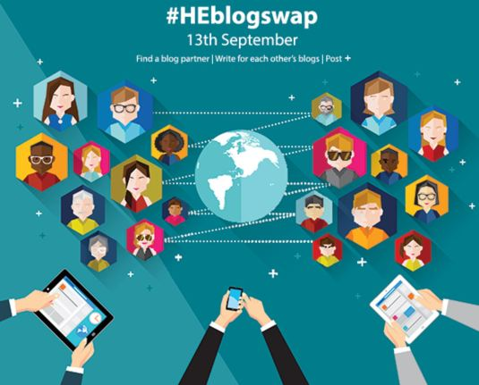 #HEblogswap 13 september 2017