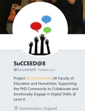 SuCCEED@8 support group details