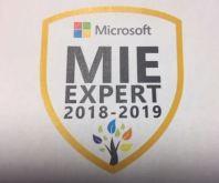 MIE Expert Award