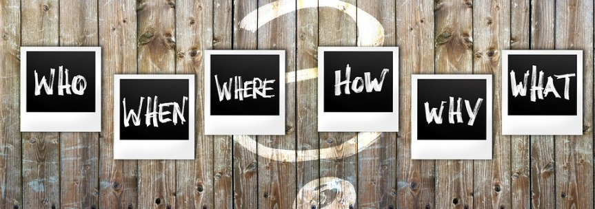 image showing questions asking what, where, how, why