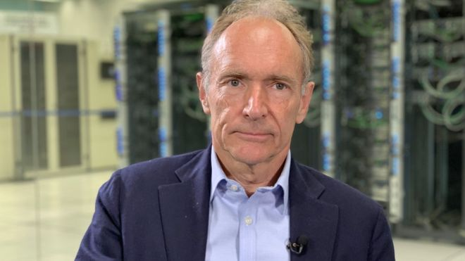 image showing Sir Tim Berners Lee