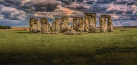 image showing stonehenge